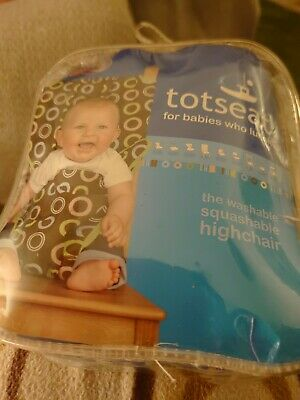Totseat Brand New Without Tags • 8£