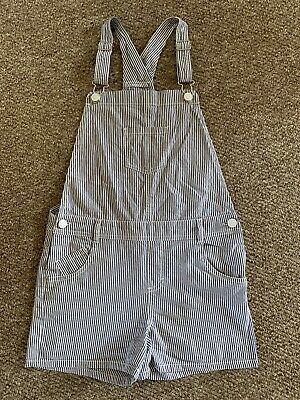 Girs La Redoute Short Dungarees Age 11-12 • 7.99£