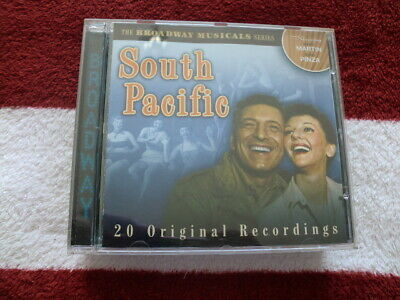 SOUTH PACIFIC ~ THE BROADWAY MUSICALS SERIES (CD EDITION) 99p • 0.99£