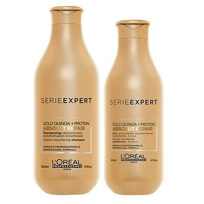 L'Oreal Serie Expert Hair Care, Shampoo And Conditioner Sets • 22.68£