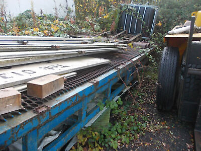 Container Lorry Car Van Yard Loading Ramp  • 2,000£