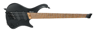 $ CDN2180 • Buy Ibanez EHB1005MS-BKF EHB 5-string Electric Bass Guitar (Black Flat) EHB1005MSBKF