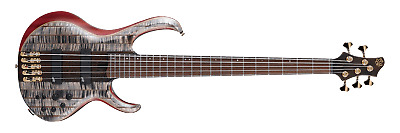 $ CDN3060 • Buy Ibanez BTB1935-BIL Premium 5-string Electric Bass Guitar (Black Ice Low Gloss)