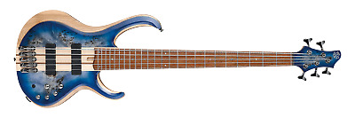 $ CDN1749 • Buy Ibanez BTB845-CBL BTB 5-string Electric Bass Guitar (Cerulean Blue Burst)