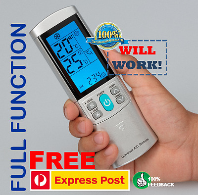 AU32 • Buy Mitsubishi Heavy Industries (MHI) Replacement Air Conditioner Remote -all Models