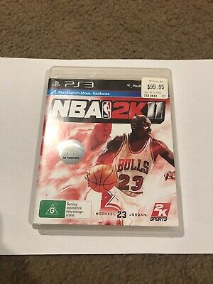 AU5 • Buy NBA 2K11 (PlayStation 3, 2010)