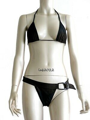 $2395 • Buy Gucci Tom Ford NEW 1997 Runway Two Piece Brown Ombré Bikini Swimsuit Small
