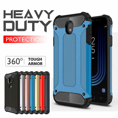 AU13.99 • Buy Samsung Galaxy J2 J5 J7 Pro J8 A8 Plus Case, Rugged Heavy Duty Case Cover