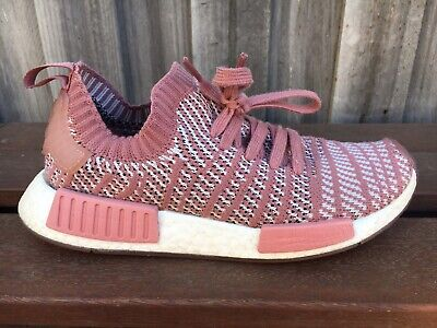 AU69.99 • Buy Adidas Originals NMD R1 Womens Pink Sneakers Size US 7