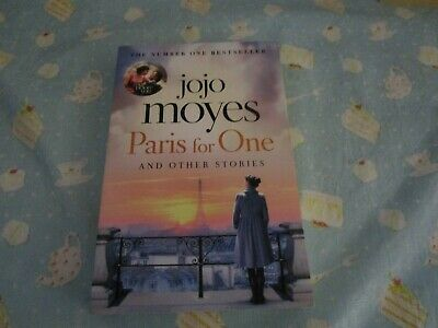 AU7 • Buy Paris For One & Other Stories By JoJo Moyes (trade Paperback)