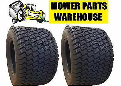 $167.95 • Buy (2) New Turf Master S Lawn Mower Tires 24 12 12 24x12.00-12 24x12x12 4 Ply