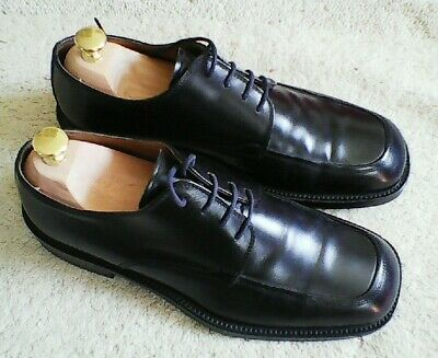 Men's Derby Black Shoes. Size 8 (UK) BALLY. --FAST AND DELIVERY • 30£
