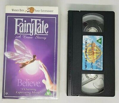 Fairytale: A True Story VHS Video Tape • 6.49£