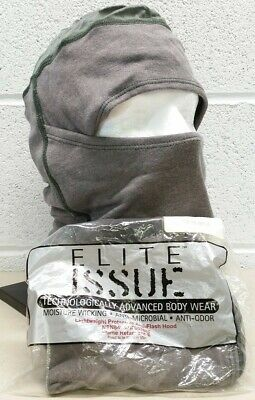$7.60 • Buy Elite Issue Lightweight Protective Anti Flash Hood Nsn:841501f003869 New