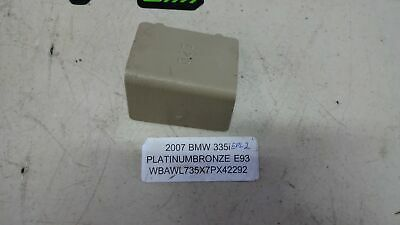 2005-2013 Bmw 335i E93 Convertible Front Driver Left Floor Socket Cover Cap Oem • 17.17£