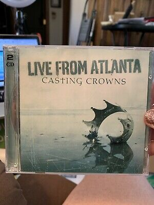 $1.20 • Buy Live From Atlanta By Casting Crowns (DVD & CD, Sep-2004, Reunion)