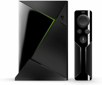 $ CDN328.52 • Buy NEW NVIDIA SHIELD 4K HDR Android TV + Remote + Power Adapter Stream Media Player