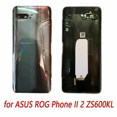 AU96.95 • Buy Asus ROG Phone II 2 ZS660KL BATTERY BACK DOOR COVER GLASS HOUSING ORIGINAL NEW