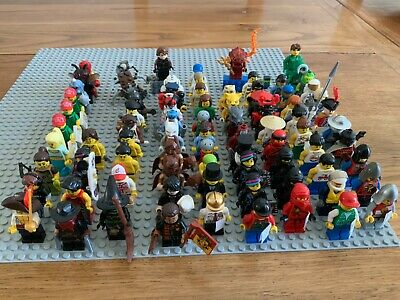 LEGO City, Ninjago, Castle, Town, Vintage Minifigures - CHOOSE FROM LIST • 2.50£