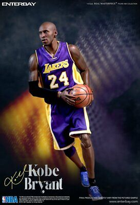 $500 • Buy Enterbay NBA Collection Kobe Bryant 1:6 Scale Real Masterpiece