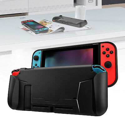 $8.97 • Buy Grip Cover W/ Shock-Absorption Anti-Scratch Protective Case For Nintendo Switch