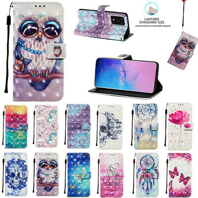 AU13.99 • Buy For Nokia 2.1 3.1 5.1 6.1 7.1 7plus Pattern Flip Leather Wallet Case Stand Cover