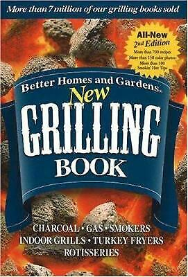 $4.14 • Buy The New Grilling Book : Charcoal - Gas - Smokers - Indoor Grills - Rotisseries