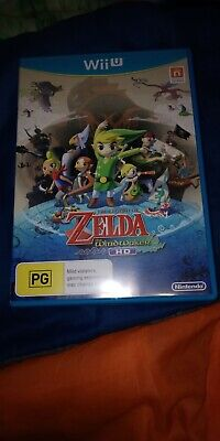 AU36.77 • Buy New Never Used The Legend Of Zelda The Windwaker HD