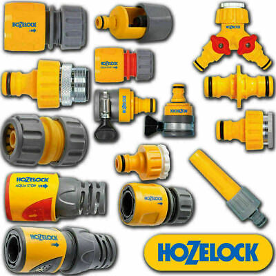 £6 • Buy Hozelock Quick Connect Easy To Use Outdoor Hose Connector Various Types & Sizes