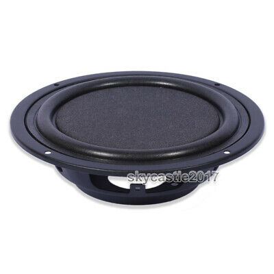 $ CDN29.01 • Buy 1pcs 5 /6 /8  Inch Audio Woofer Speaker Passive Radiator Auxiliary Booster Bass