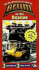 £18.06 • Buy Brum To The Rescue [VHS]