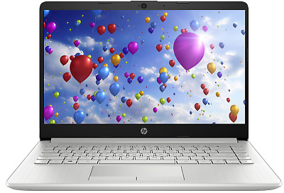 "View Details NEW HP 14"" HD AMD Ryzen 3 3.5GHz 1 TB HDD 4GB RAM Vega 3 Mic Webcam Windows 10 • 369.99$"