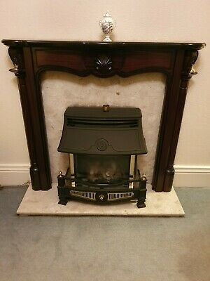 Antique Victorian Style Fireplace • 100£