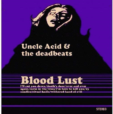 $49.88 • Buy Uncle Acid & The Deadbeats  Blood Lust   Lp  New/sealed   Out Of Print