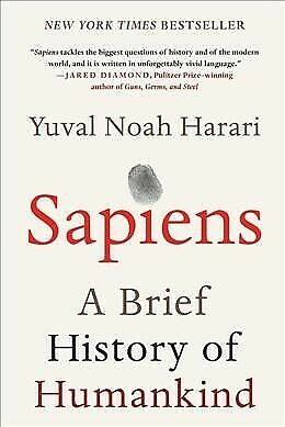AU35.87 • Buy Sapiens : A Brief History Of Humankind, Hardcover By Harari, Yuval Noah, Acce...
