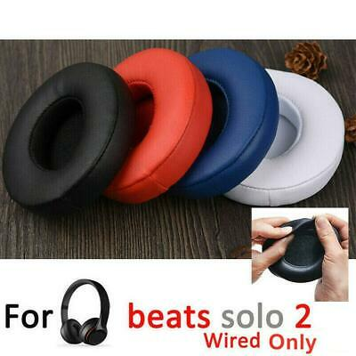 2x Replacement Ear Pads Cushion For Beats By Dr. Dre Studio 2 3 Wireless/Wired • 5.84£