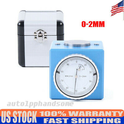 $75.22 • Buy Durable Magnetic Z Axis Zero Pre-setter Setter Setting Tool Gage 2mm 0.01mm CNC