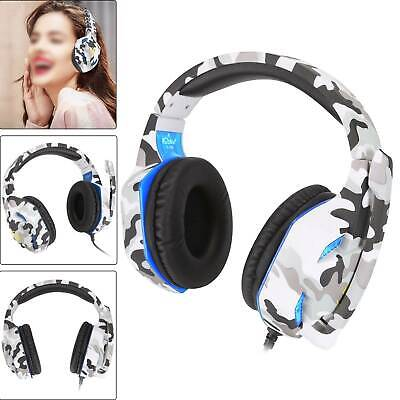 £8.99 • Buy 3.5mm K17 Gaming Headset MIC LED Headphones For PC Laptop PS4 Pro Xbox One S 360