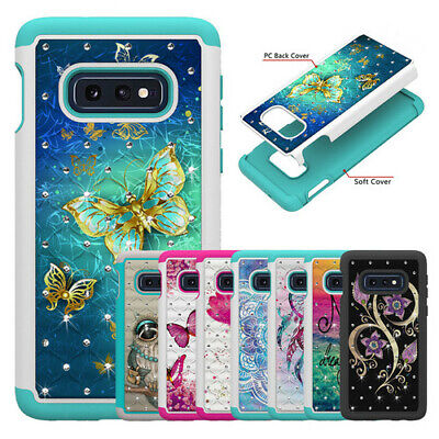 AU14.59 • Buy For Iphone X XR XS 11 Pro Max 8 7 6 Plus Painted Pattern  Hybrid Back Case Cover