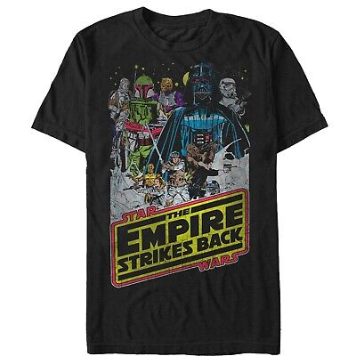 $19.98 • Buy Star Wars Empire Strikes Back Mens Graphic T Shirt