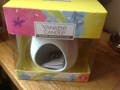 Yankee Candle Wax Burner  New In Box • 15£