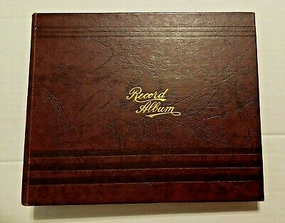 $17 • Buy Vintage 45 RPM Vinyl Record Album Holder 10 Record Sleeves, 7 Records Included
