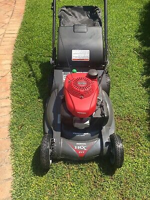 AU1300 • Buy Honda Self Propelled Lawn Mower
