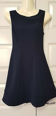 AU19.95 • Buy FOREVER NEW Dress Size 6. Navy Blue