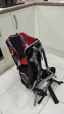 Little Life Cross Country Child Toddler Backpack Carrier + Sunshade • 25£