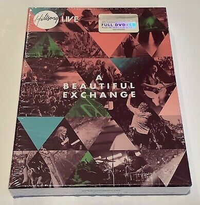 $8.99 • Buy Hillsong Live A BEAUTIFUL EXCHANGE DVD + CD & 48 Page Photo Book New Sealed