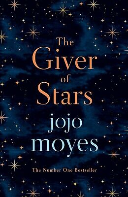 AU18 • Buy The Giver Of Stars By Jojo Moyes - Large Paperback Save 25% Bulk Book Discount