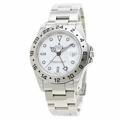 $ CDN8809.09 • Buy ROLEX Explorer 2 Watches 16570 Stainless Steel/Stainless Steel Mens