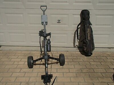 AU50 • Buy Golf Trolley & Clubs