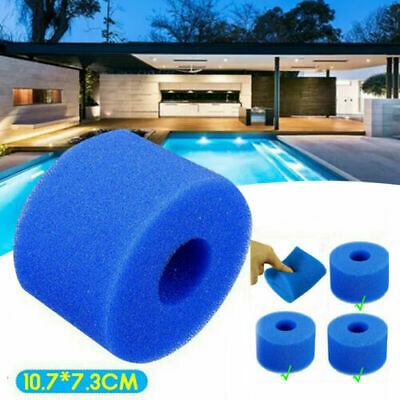 Lay In Clean Spa Hot Tub S1 Washable Bio Foam 1/6X VI LAZY Filter Fast Shipping • 9.99£